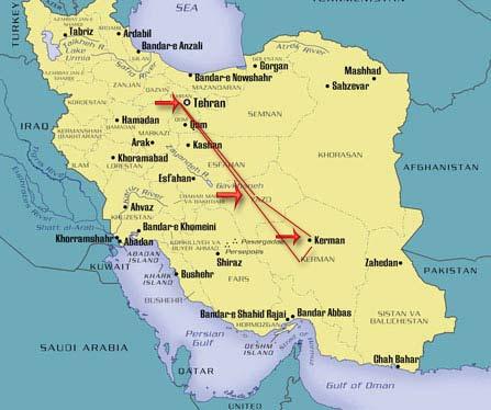 Tour to Iran Iran travel information Iran excursion Iran tourism