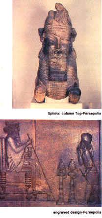 sphinx iran Parthians