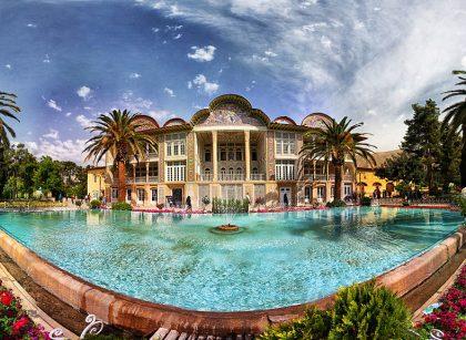 Eram Gardens Shiraz Iran