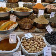 Shiraz_Bazaar-Spices_شیراز