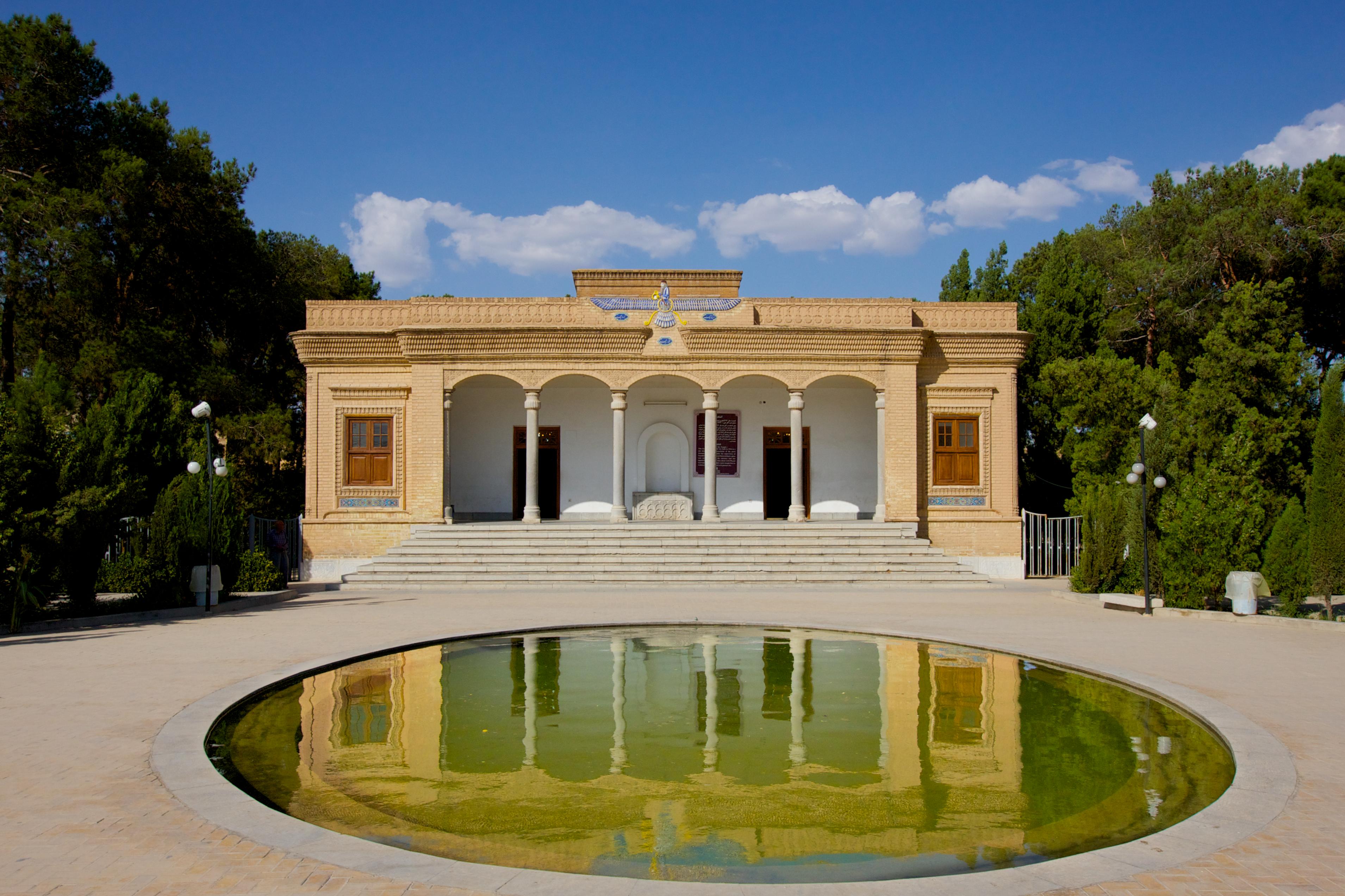 Zoroastrian_fire_temple_in_Yazd