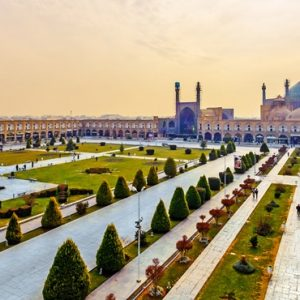 Isfahan iamm mosque