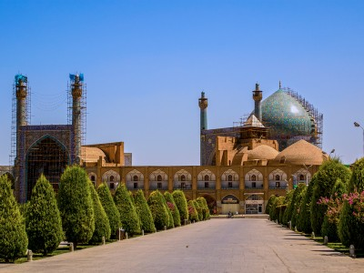 Isfahan, Naqsh-e Jahan, Iran