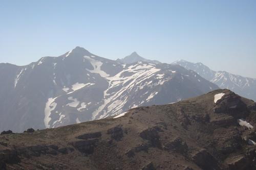 Dena mountains