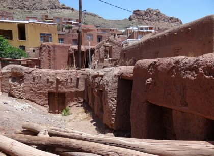 Abyaneh_old_houses
