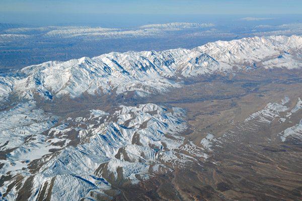 Barf-kermoo%22 Summit(4100 m) and %22Namak%22 Summit (4050 m) and %22Kale-kharman%22 Summit(4190 m)