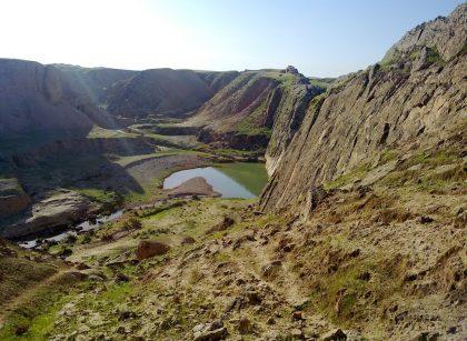 Barmi (Barmak) Hills, Ramhormoz, Ahvaz