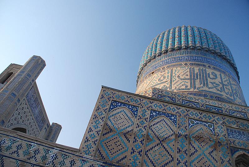 Day 18 - Samarkand