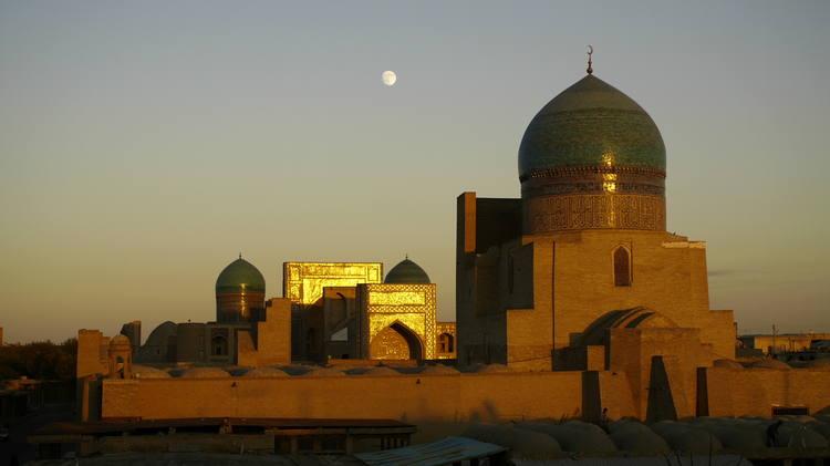 Day 15 - Bukhara
