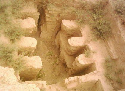 Choqamish Hill, Dezful, Ahvaz