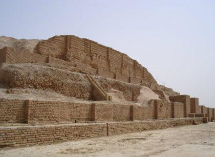 Choqazanbil Temple (Ziggurat), Shoosh, Ahvaz