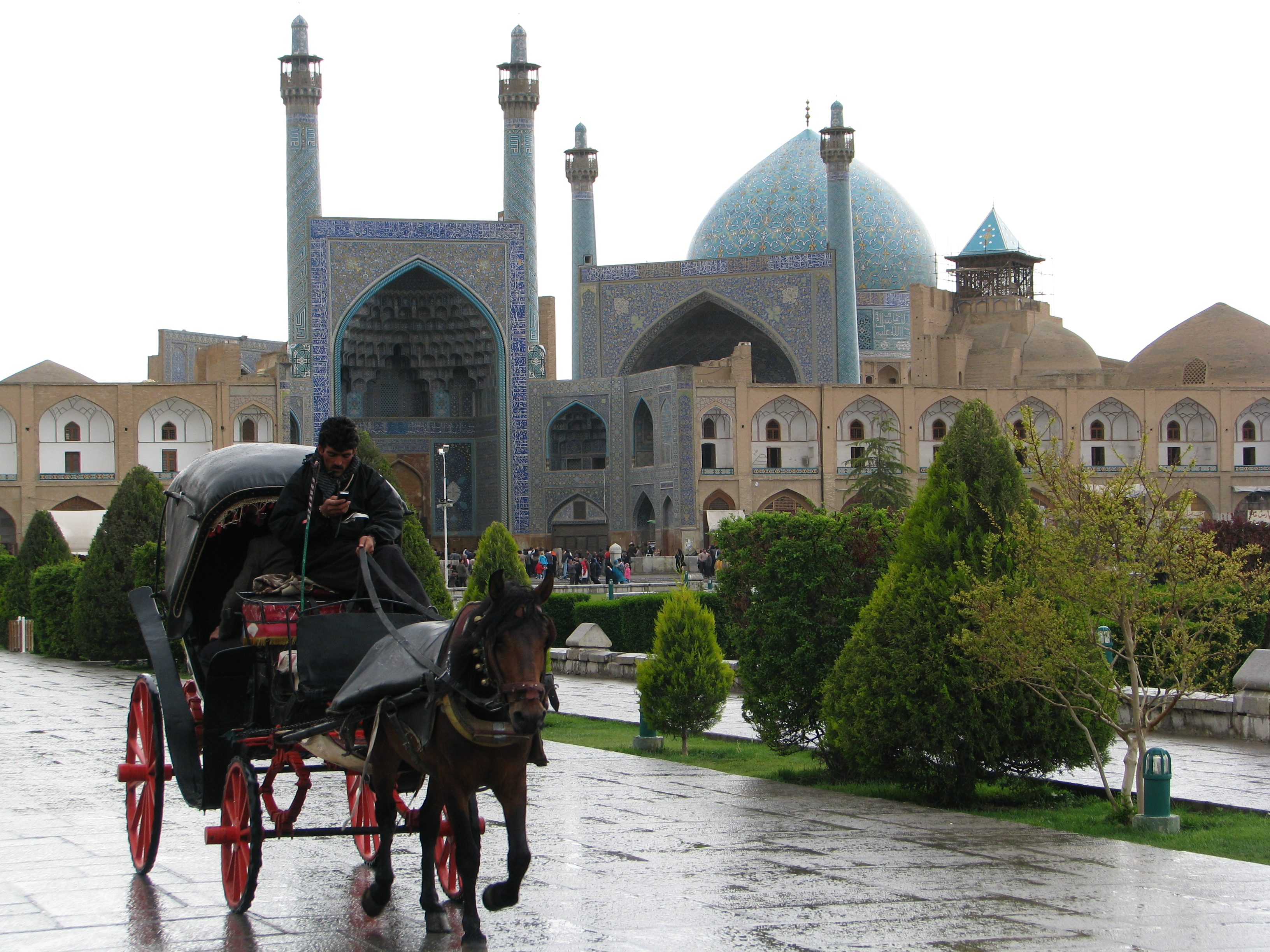 Day 20 - :  Isfahan