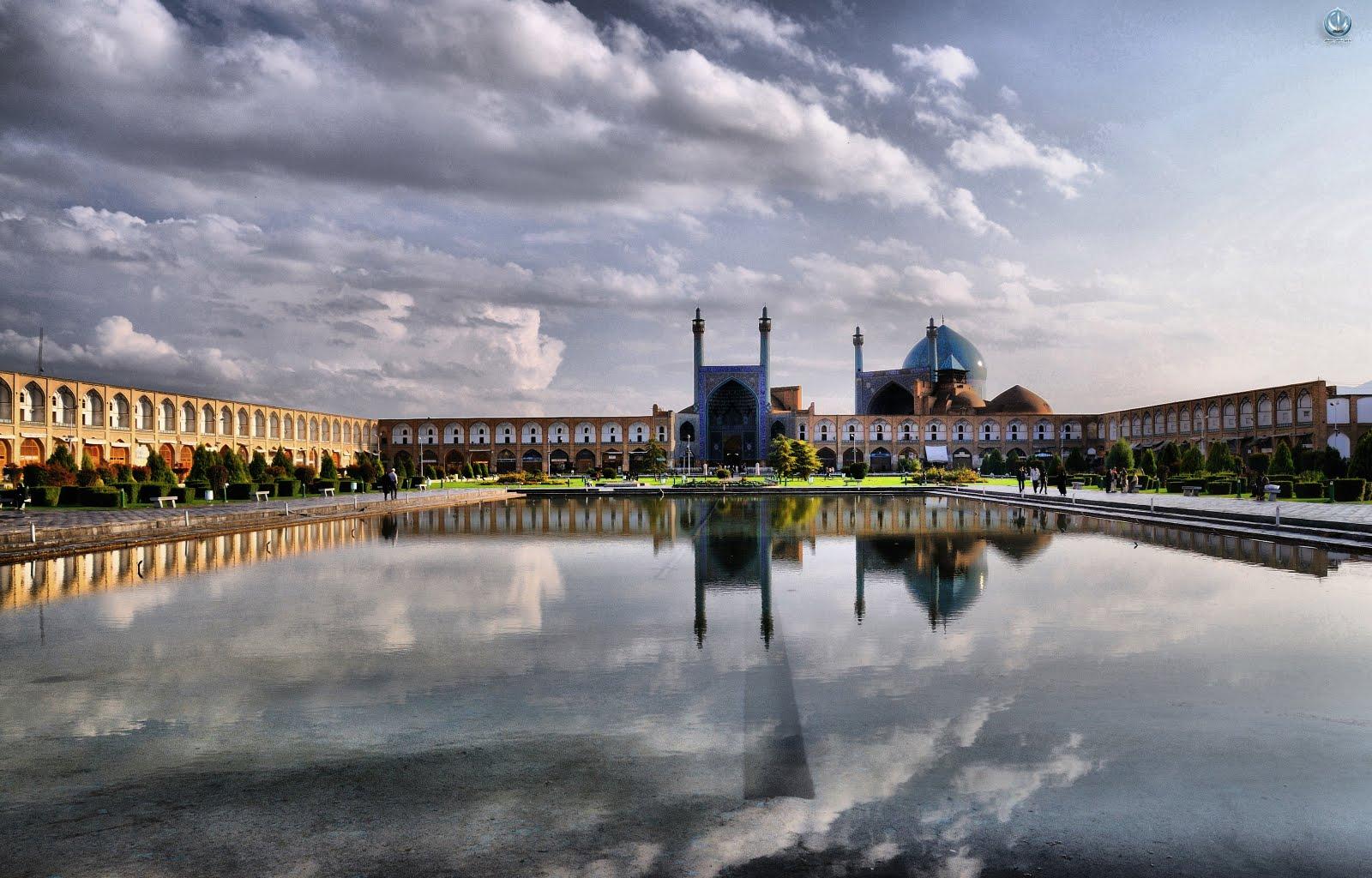 Day 9 - Flight to Isfahan