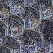 Isfahan_iran_tile by Farid Atar