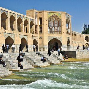 Isfahan_khajou_Pol_Farid Atar