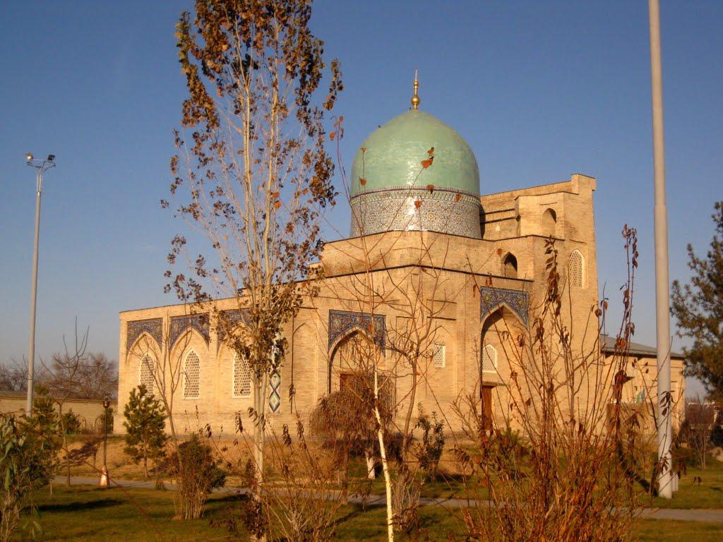 Day 20 - : Kafelsashi Mausoleum