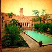 Kashan_Iran_old_houses