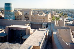 Day 13 - Khiva