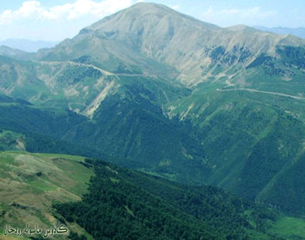 Day 1 -Shah Moalem mountain
