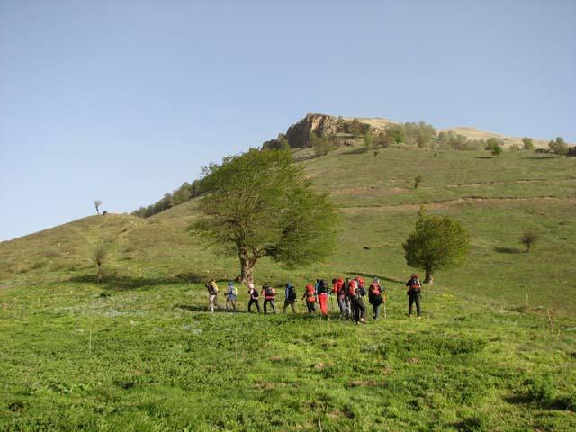 Day 6 -Shah Moalem mountain