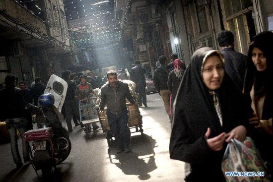 Day 1 - Tehran