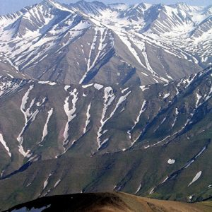 iran mountains