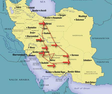 iran_eco_tours_map