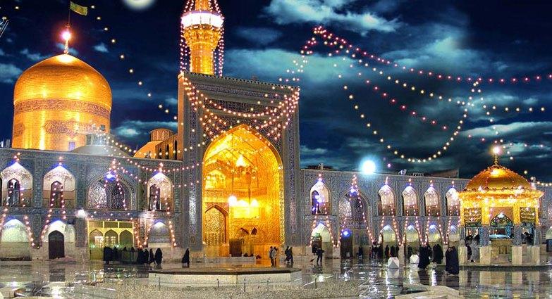 Day 8 - Mashhad