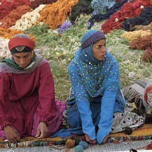 nomads iran
