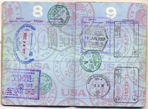 Passport Iran Visa