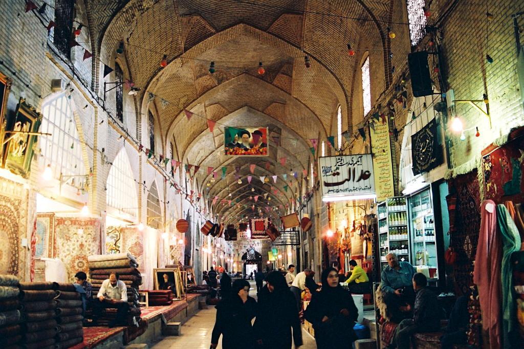 Vakil Bazaar, Shiraz, Fars, Iran