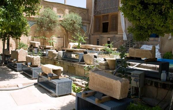 Chehel Tanan Garden, Shiraz, Fars, Iran