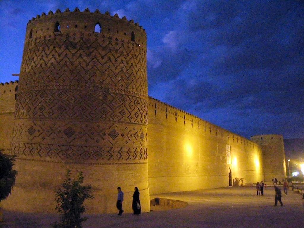 Karim Khan Arg Castle, Shiraz, Fars, Iran