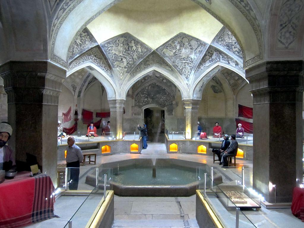 Vakil Hamam public Bath, Shiraz, Fars, Iran