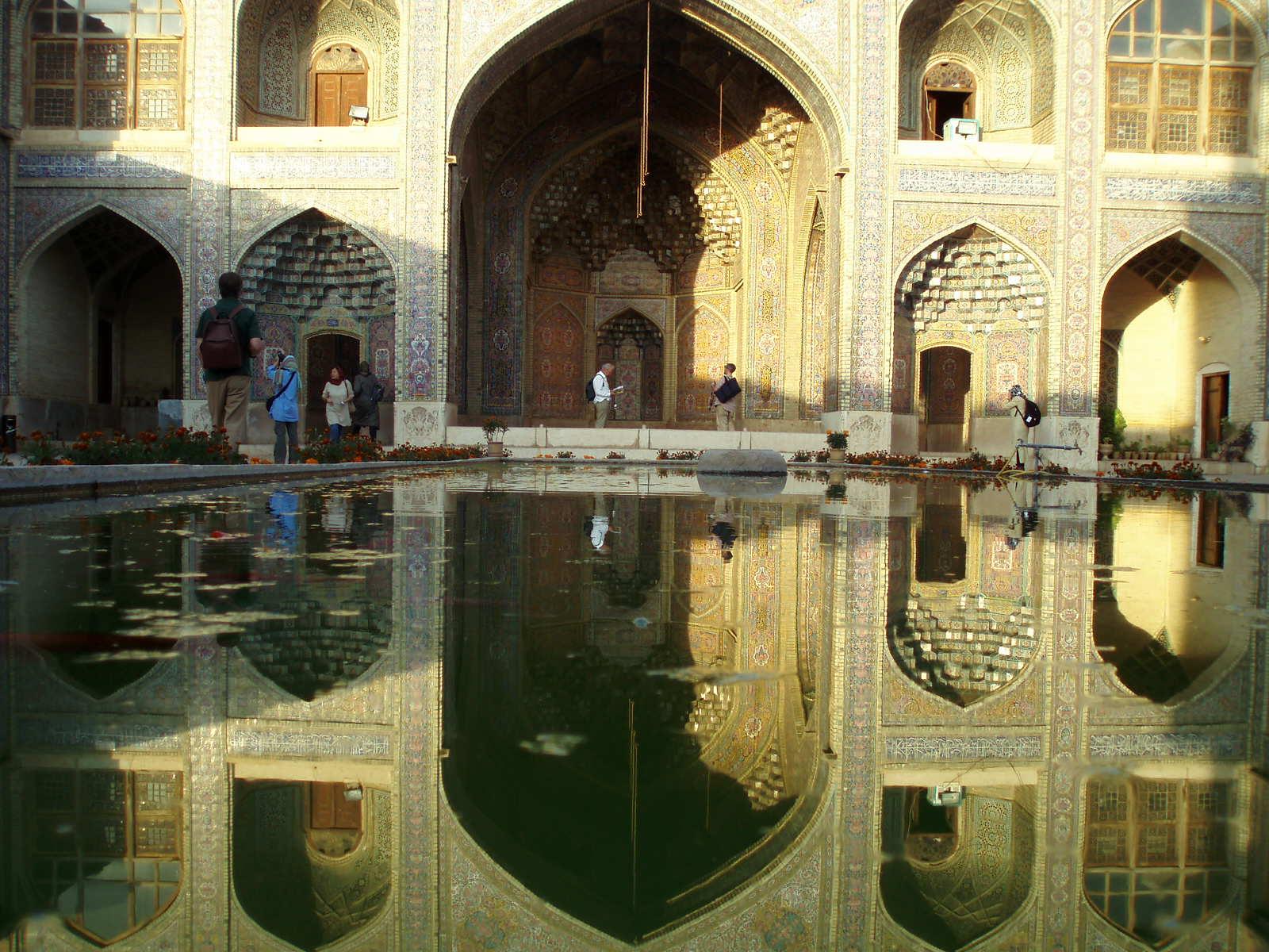 Vakil Mosque, Shiraz, Iran