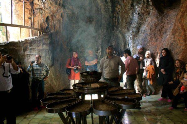 Yazd daily tour, Chak Chak