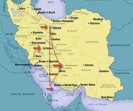 Kish Island Iran Map Kish diving swim,Tour to Iran, Iran travel information, Iran