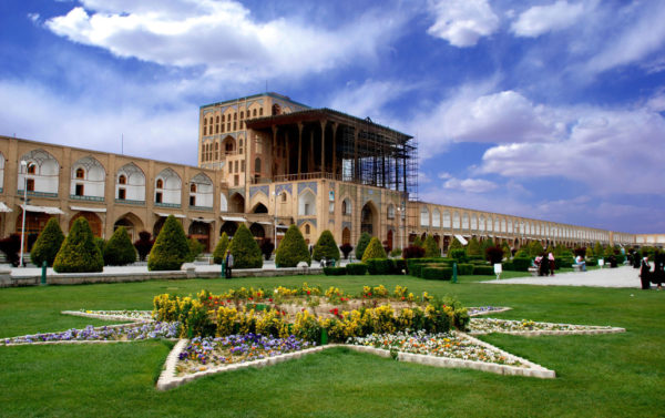 Sentral persian sojourn, persiatours,Aliqapo, Imam square, Naghshe jahan square, Iran classic package