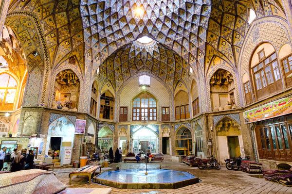 Bazaar-Kashan