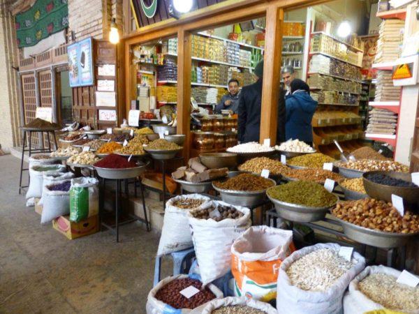 Sentral persian sojourn, persiatours,Kerman-Bazaar