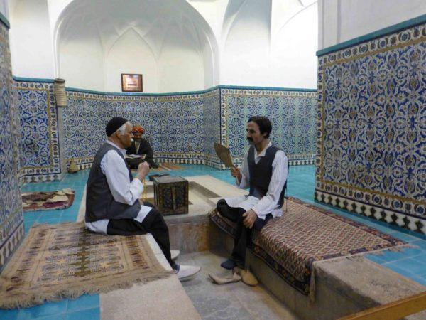 Kerman-GanjAliKhan-Bath