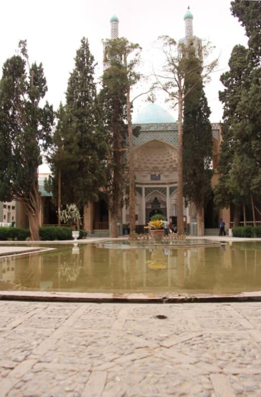 Kerman-Shah Nematollah