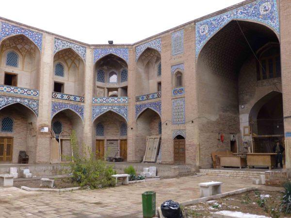 Kerman-Mosque