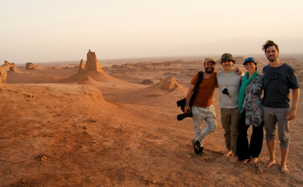 iran desert package , persiatours