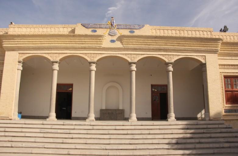 Sentral persian sojourn, persiatours ,Yazd