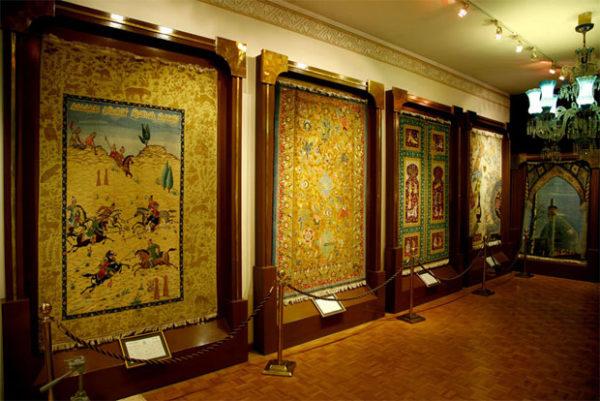 Iran Carpet Museum