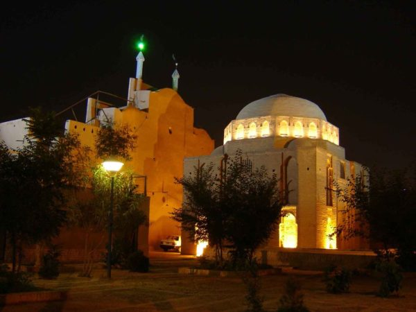 Twelve Imams Shrine