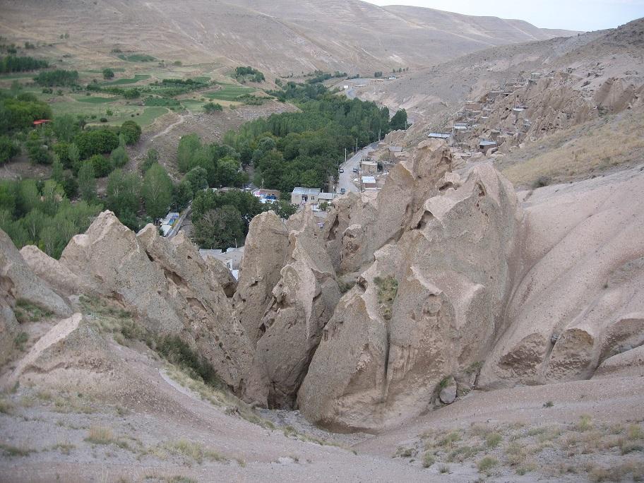 knadovan village above,Persiatours
